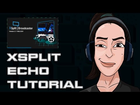 TUTORIAL: How to remove XSplit Broadcaster echo sound