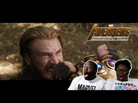 Marvel Studios' Avengers: Infinity War - Official Trailer {REACTION!!}