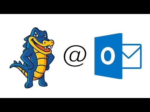Configure a Hostgator email account with Microsoft Outlook