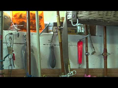 Fishing Rod & Reel Collection.mov