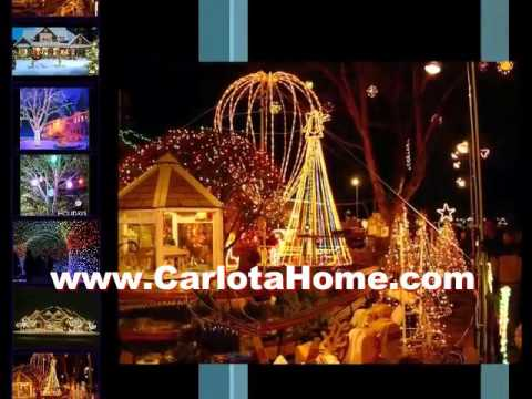 Best Choice of Outdoor Christmas Lights Small Front Yard Design
