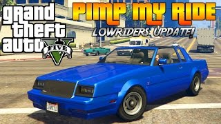 GTA V - Pimp My Ride #158 | NEW LOWRIDERS Faction Donk | Car Customization