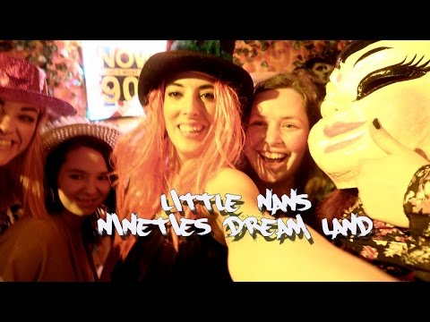 Daily VLOG | 90's Cocktail Bar Dalston | Emma Inks