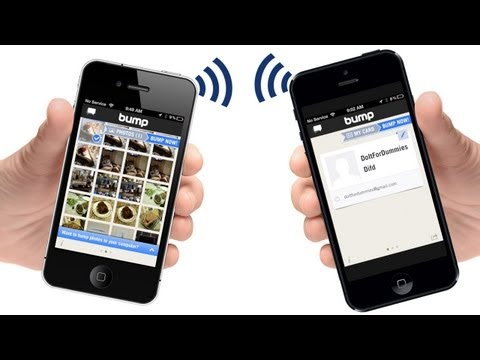 How to WIRELESSLY TRANSFER Photos from iPhone to iPhone