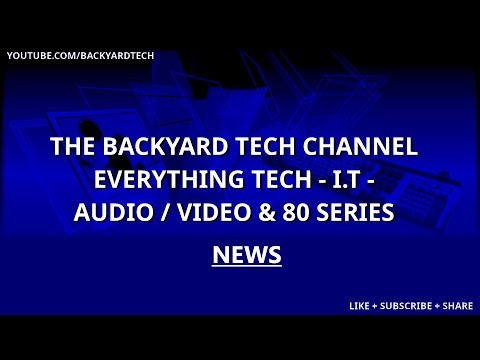 Backyard Tech News - Huawei facing legal battle in USA