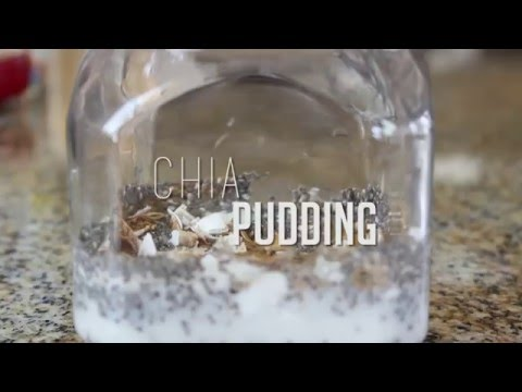 Creamy Overnight Chia Pudding