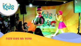 Filtr Kids Brasil na VEVO!