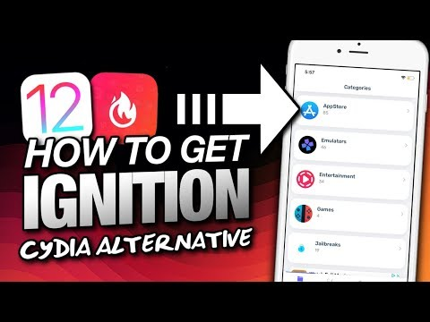 How To Get IGNITION On iOS 12 - CYDIA Alternative - TWEAKED APPS For iPhone