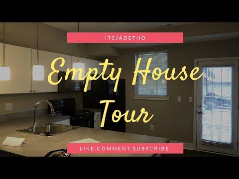 EMPTY HOUSE TOUR | 2017