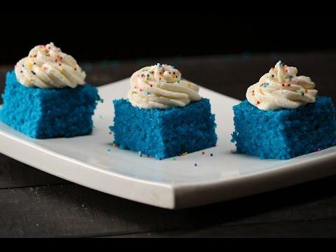 Blue Velvet Cake | Sanjeev Kapoor Khazana