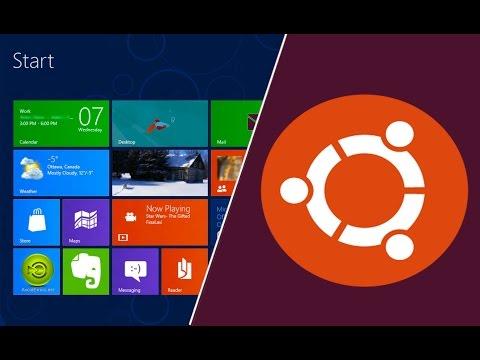 Dual-Boot Ubuntu 14.04 and Windows 8 [2015]