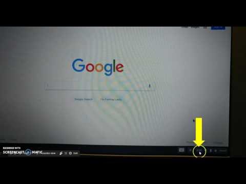 Disabling on screen keyboard