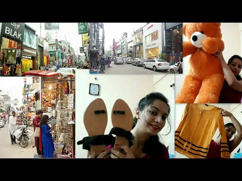 Commercial Street Bangalore Shopping Haul Part-2 Best place for shopping in Bangalore| Glad To Share