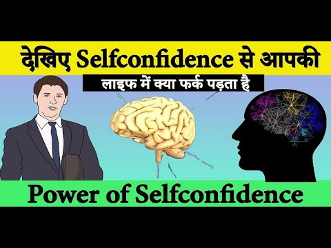 POWER OF SELF CONFIDENCE - MOTIVATIONAL VIDEO IN HINDI