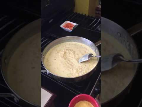 My version of Trinidad corn pie