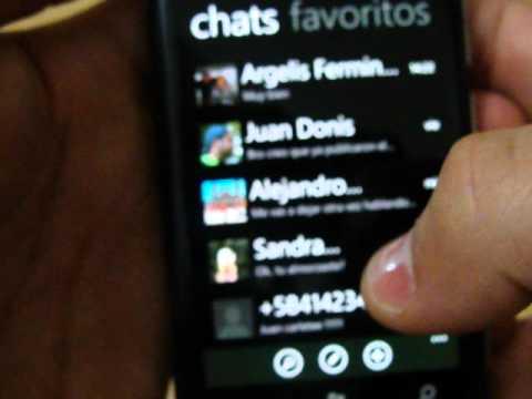 WhatsApp v2.8 para Nokia Lumia