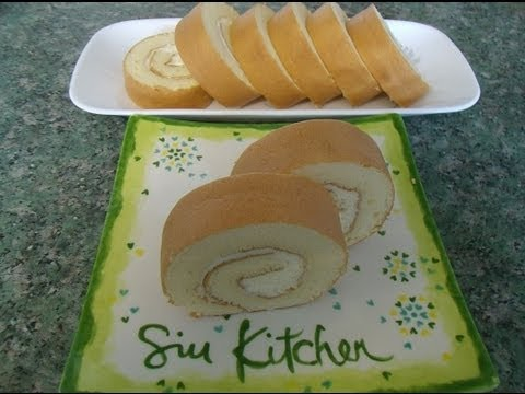[Eng-subbed] How to make Swiss Roll (瑞士卷)