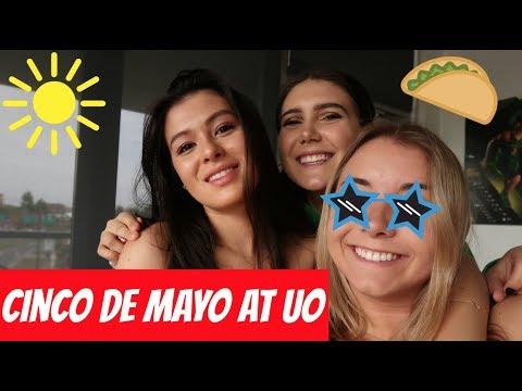 Cinco De Mayo Vlog | University of Oregon