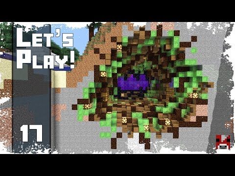 Minecraft Timelapse - SURVIVAL LET'S PLAY - Ep. 17 -  Slime Storage System! (WORLD DOWNLOAD)