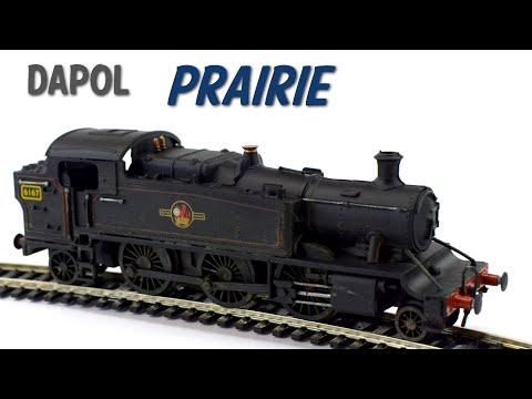 Dapol BR 2-6-2 Prairie Tank - Quick Build - Model Train