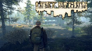 Could This Be The Next Big Survival Game | Lost Region Alpha Gameplay