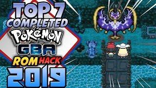 Top 5 pokemon gba rom hacks 2019 HD Mp4 Download Videos