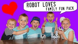 Cozmo Robot Playtime & Review