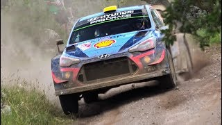 WRC Rally Italia Sardegna 2018 | FRIDAY ACTION