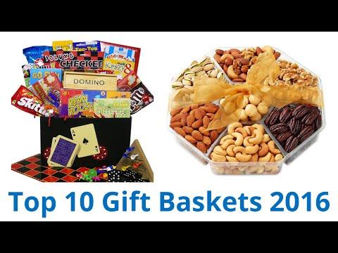 10 Best Gift Baskets 2016
