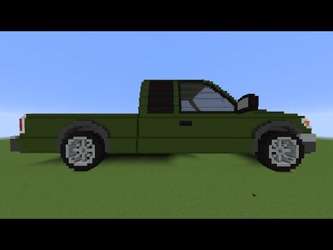 How To Make A Minecraft Car!