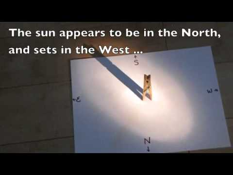 Southern Hemisphere Sundial.m4v