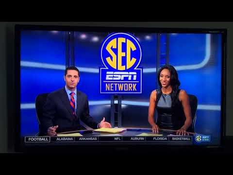 ESPN SEC Network Launch Shoutout
