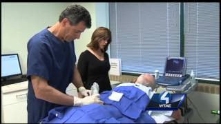 Stem cells being used to repair knees