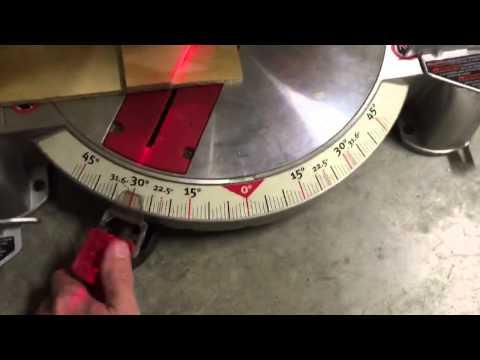60 Degree angle cuts - by Matt C.