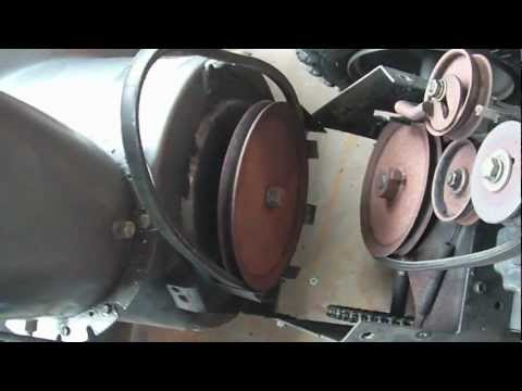 Craftsman snow blower belt replacement