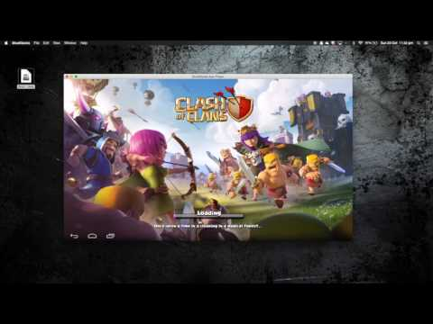 Bluestacks for Mac - Play Clash Of Clans on Mac, Mobdro, Showbox, apk's on laptop