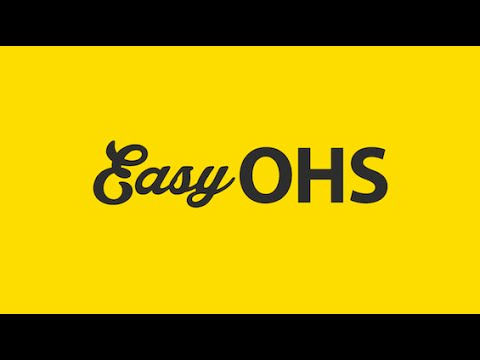 Easy OHS   Hazard and Risk Identification Record HD