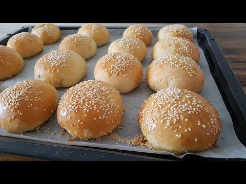 How to Make Meat Buns | Buns Stuffed with Meat Recipe