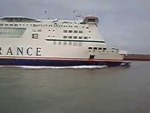 Car Ferry SEA FRANCE à Calais