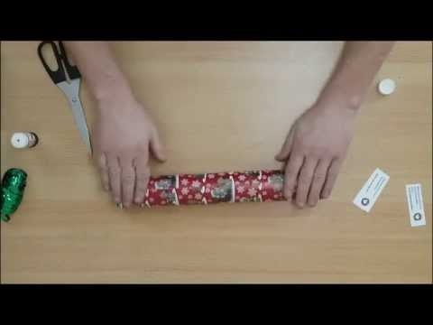 How To Make Christmas Crackers That Look Fantastic