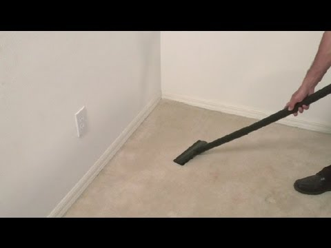 How to Stop Mold After Water Damage to the Carpet : Carpet Cleaning Tips