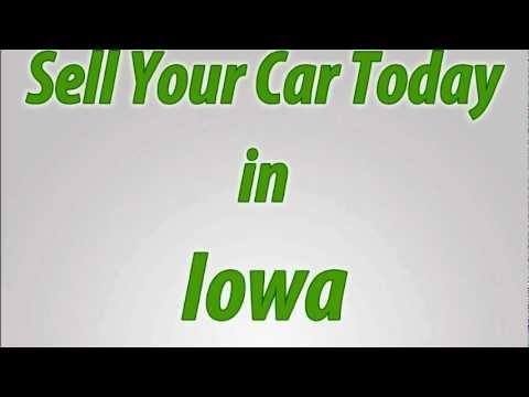 Sell A Car in Iowa