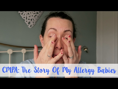 Cows Milk Protein Allergy in Infants - What Katy Said