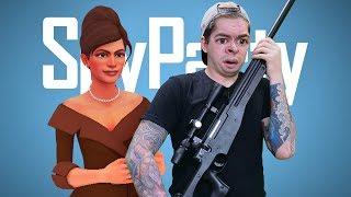 BANANA BREAD BONANZA • SpyParty Gameplay