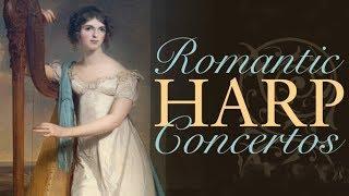 Romantic Harp Concertos - Handel, Mozart...Classical Playlist