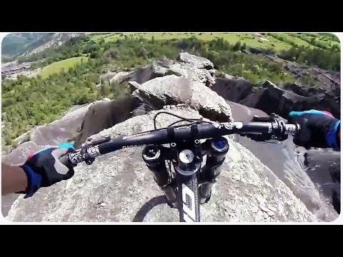 Crazy Mountain Biking POV | So Much Nope