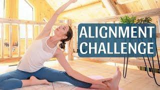 New November Yoga Challenge And Calendar!