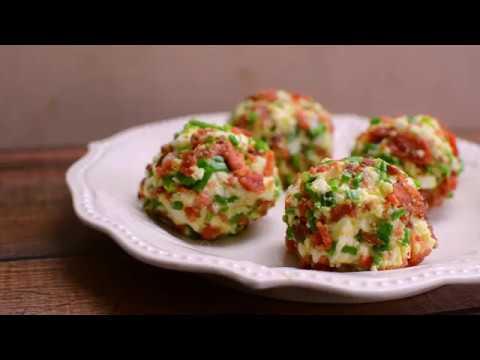 Keto Recipe - Salmon Breakfast Bombs