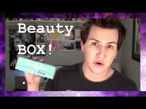 BEAUTYBOX 5 Unboxing & Review