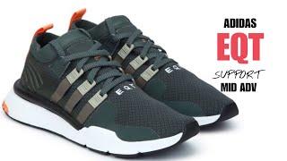 624cc0666b1ff9 ADIDAS EQT SUPPORT MID ADV   UNBOXING + CLOSER LOOK  eqtsupport  adidas   kicks
